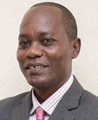 Ken Mwindi - Managing Director
